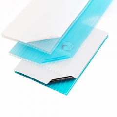 Protection For Plastic Sheets